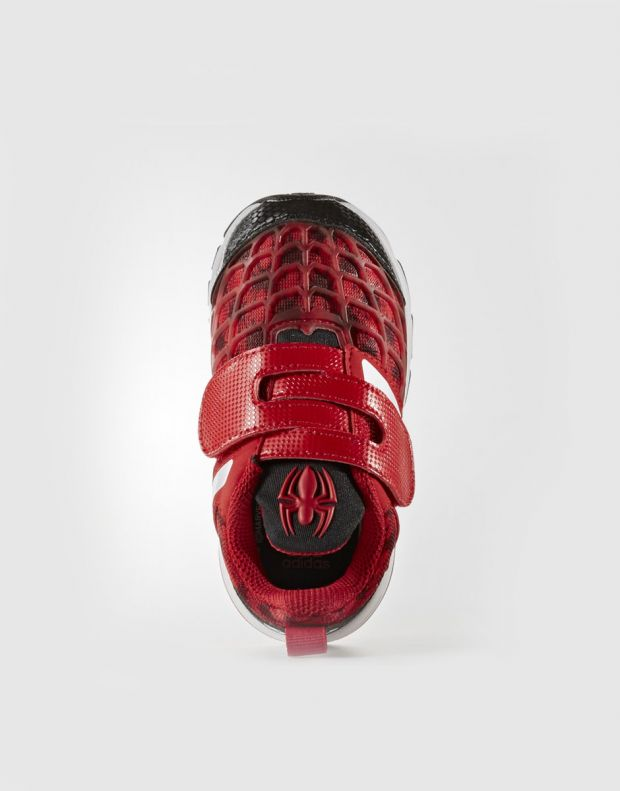 ADIDAS Marvel Spider Sneakers Red - BA9406 - 5