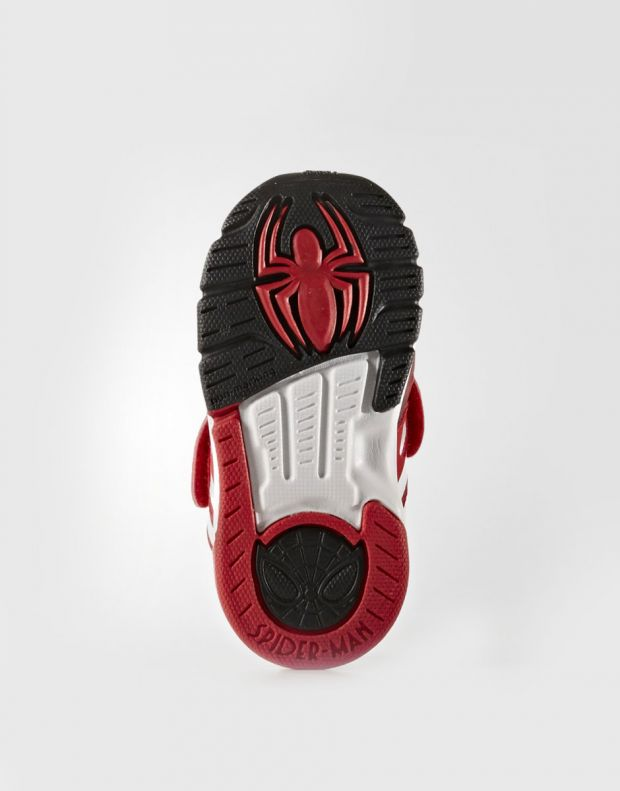 ADIDAS Marvel Spider Sneakers Red - BA9406 - 6