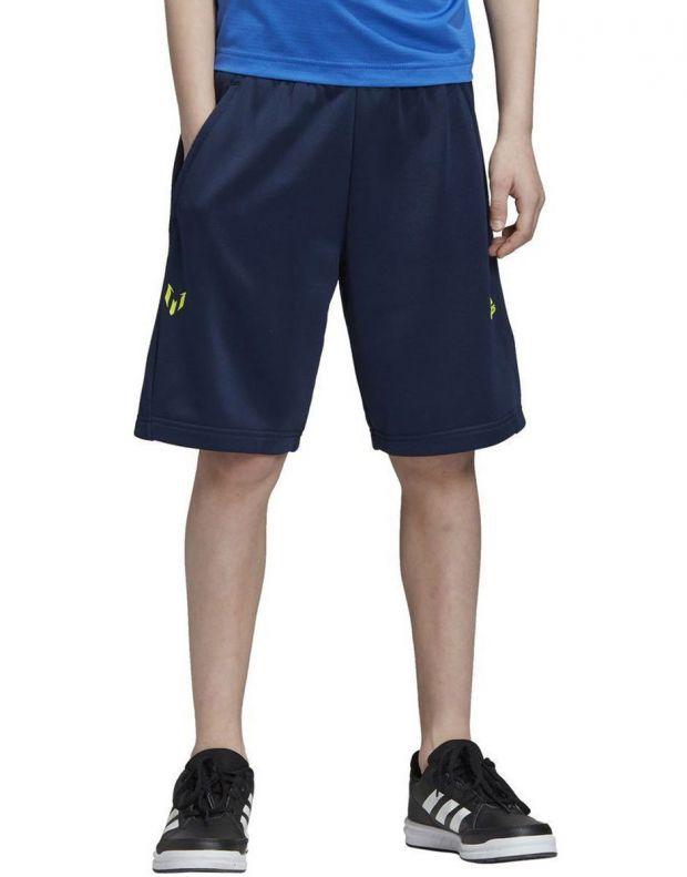 ADIDAS Messi YB Shorts Navy - DV1327 - 1
