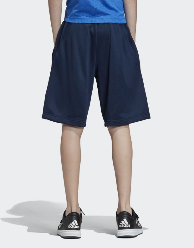 ADIDAS Messi YB Shorts Navy - DV1327 - 2