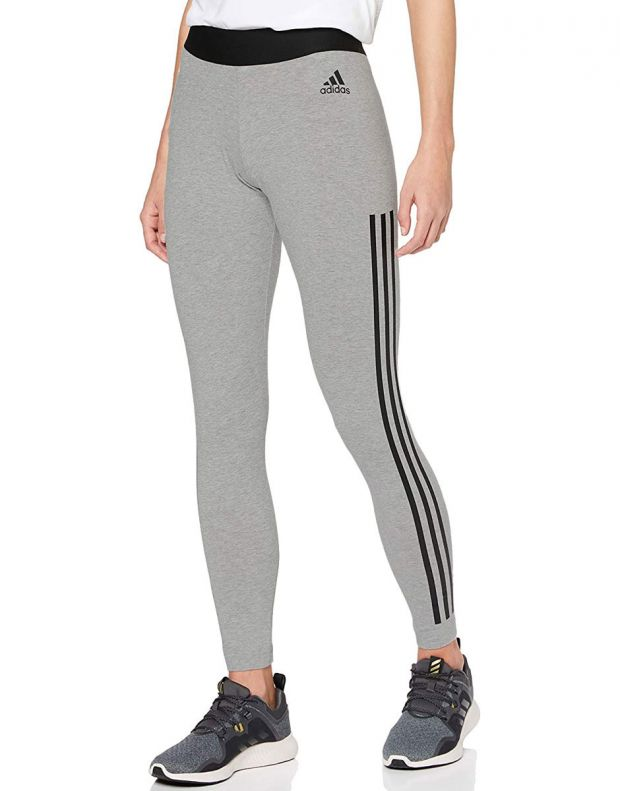 ADIDAS Must Have 3S Tights Grey - EH5758 - 1