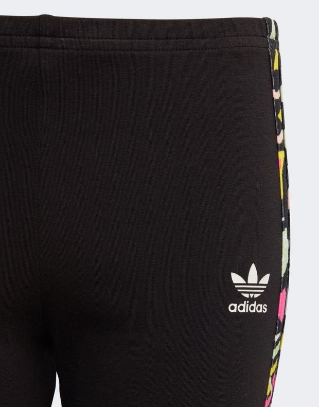 ADIDAS Mid-Rise Tights Black - EJ5624 - 5