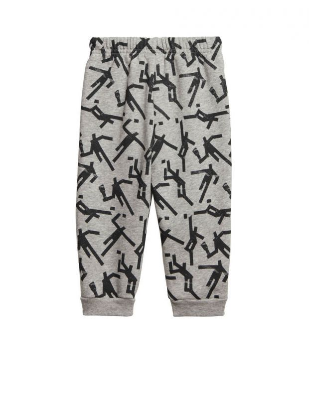 ADIDAS Mini Me Id Hooded Jogger Set Grey - ED1177 - 3