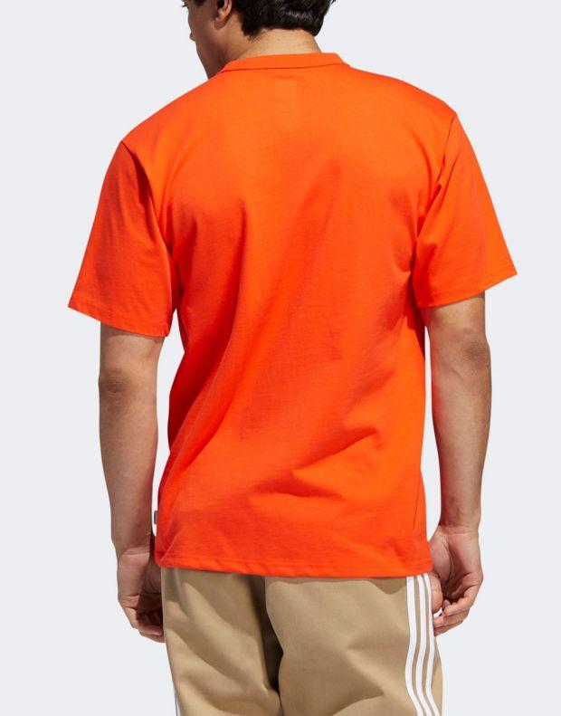 ADIDAS Mini Shmoo Tee Orange - EC7380 - 2
