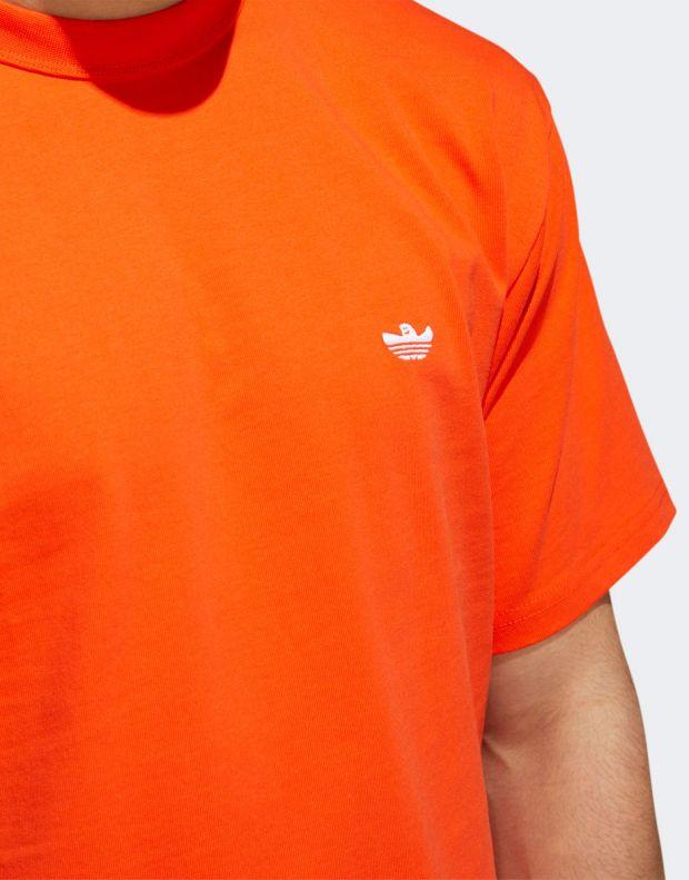 ADIDAS Mini Shmoo Tee Orange - EC7380 - 4