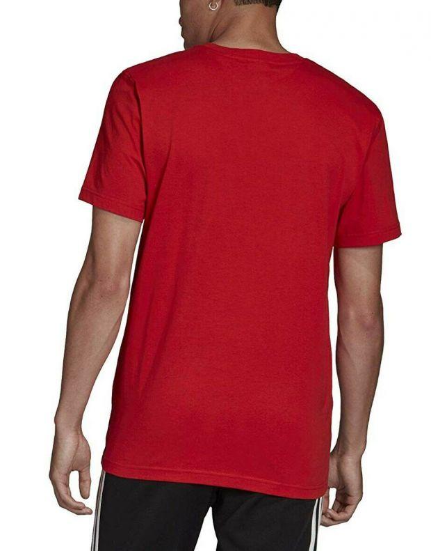 ADIDAS Multi Fade Tee Red - FM3380 - 2