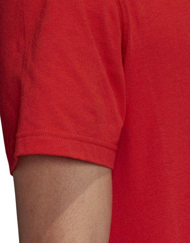 ADIDAS Multi Fade Tee Red - FM3380 - 4