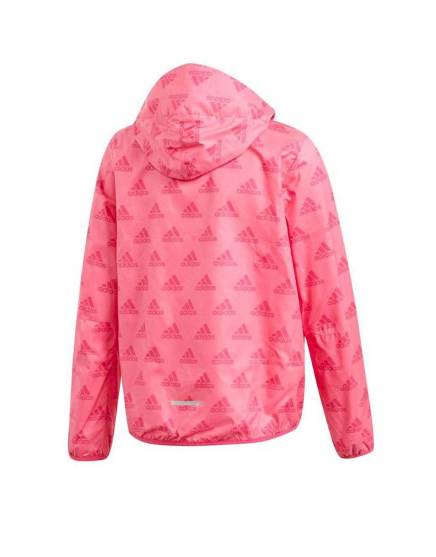 ADIDAS Must Have Wind Jacket Pink - DV0329 - 2