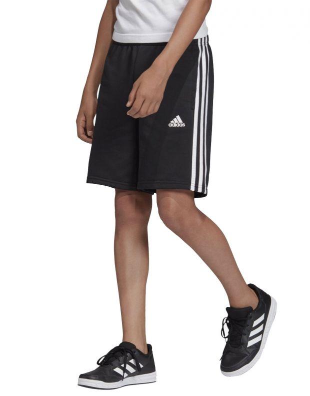 ADIDAS Must Haves 3-Stripes Shorts Black - ED6492 - 1