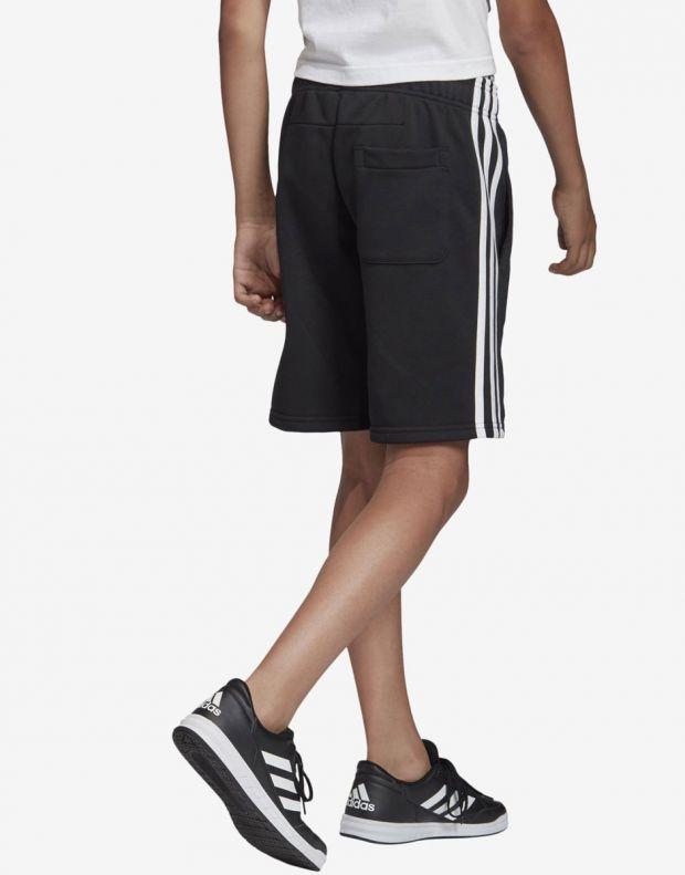 ADIDAS Must Haves 3-Stripes Shorts Black - ED6492 - 2