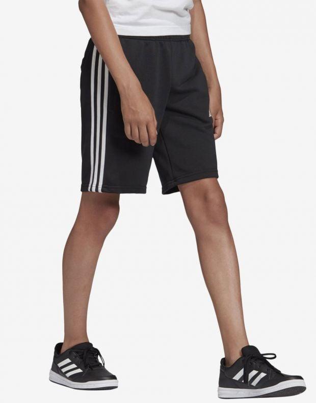 ADIDAS Must Haves 3-Stripes Shorts Black - ED6492 - 4