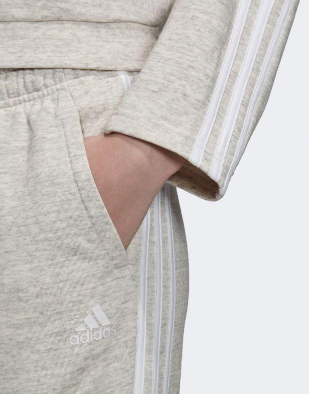 ADIDAS Must Haves Melange Pant Grey - EB3837 - 4
