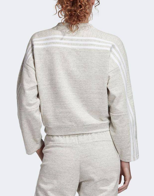 ADIDAS Must Haves Melange Sweatshirt Grey - EB3831 - 2
