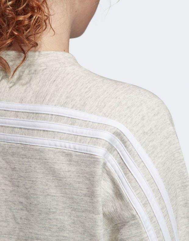 ADIDAS Must Haves Melange Sweatshirt Grey - EB3831 - 5