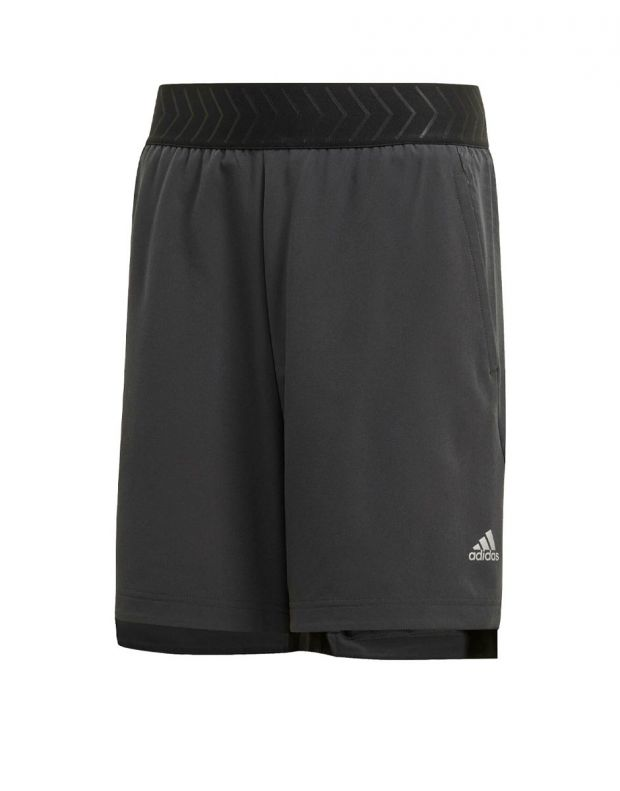 ADIDAS Nemeziz Shorts Carbon - ED5715 - 1