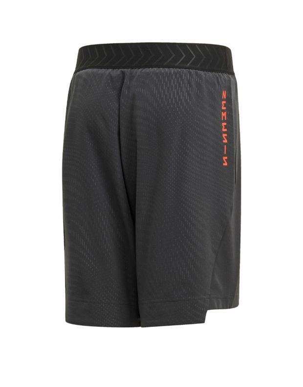 ADIDAS Nemeziz Shorts Carbon - ED5715 - 2