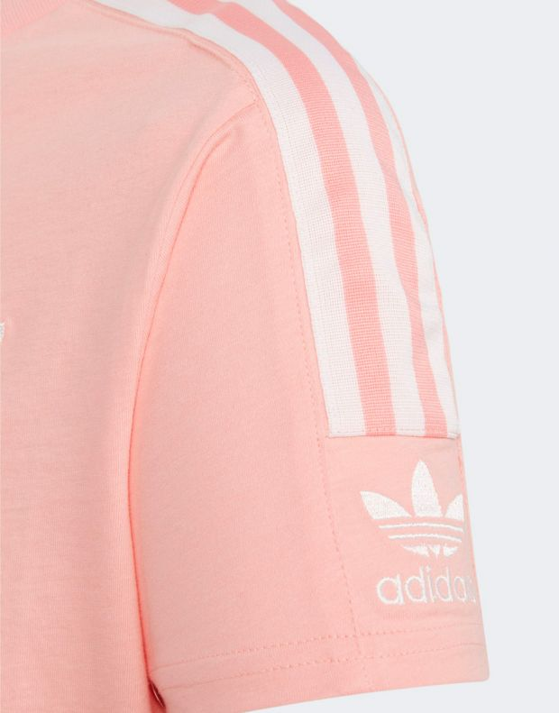 ADIDAS New Icon Tee Pink - FM5643 - 4