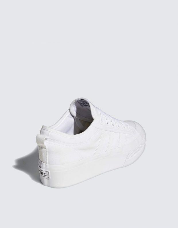 ADIDAS Nizza Platform White - FV5322 - 4