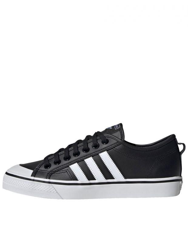 ADIDAS Nizza Sneakers Black - EE7207 - 1