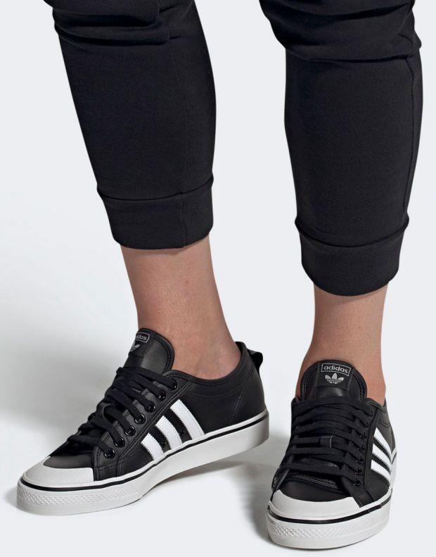 ADIDAS Nizza Sneakers Black - EE7207 - 10