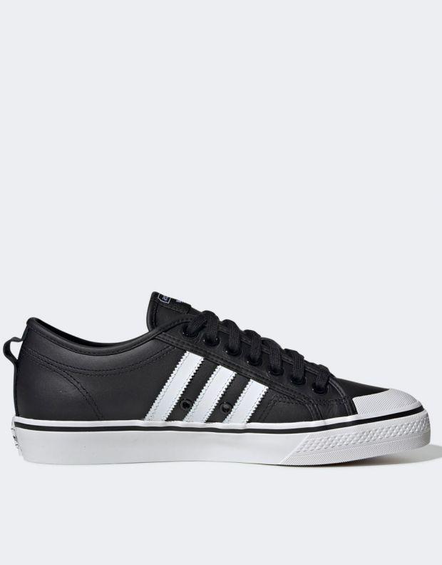 ADIDAS Nizza Sneakers Black - EE7207 - 2