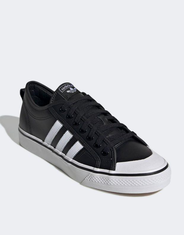 ADIDAS Nizza Sneakers Black - EE7207 - 3