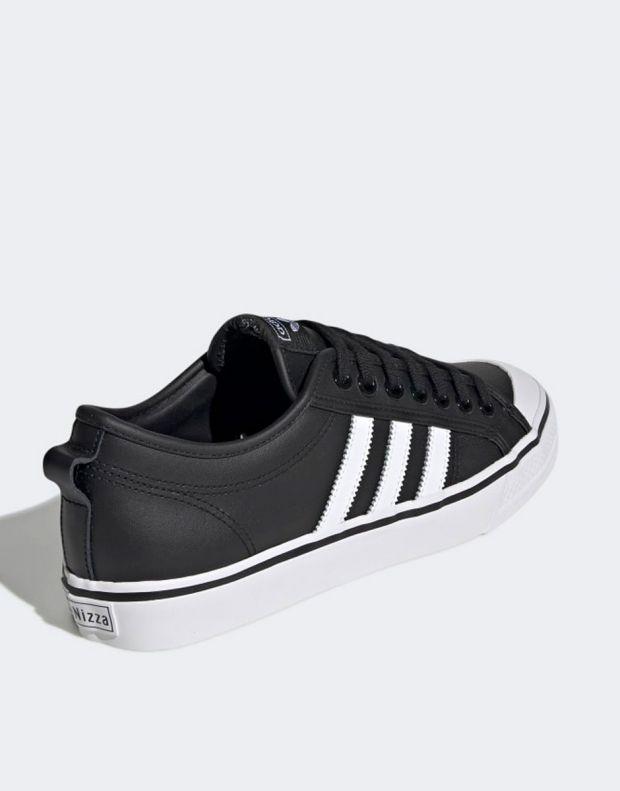 ADIDAS Nizza Sneakers Black - EE7207 - 4