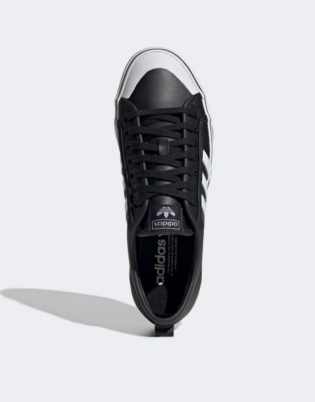 ADIDAS Nizza Sneakers Black - EE7207 - 5