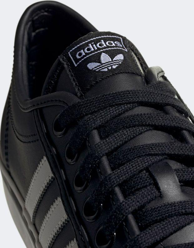 ADIDAS Nizza Sneakers Black - EE7207 - 7