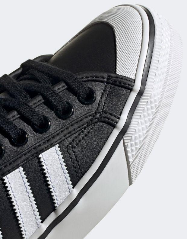 ADIDAS Nizza Sneakers Black - EE7207 - 8