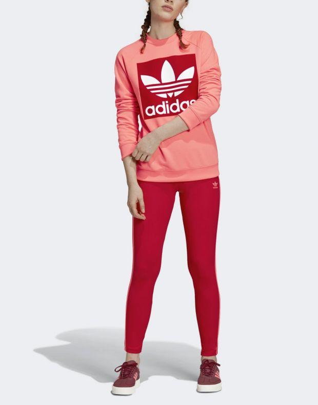 ADIDAS Originals 3-Stripes Leggings Red - ED7577 - 4