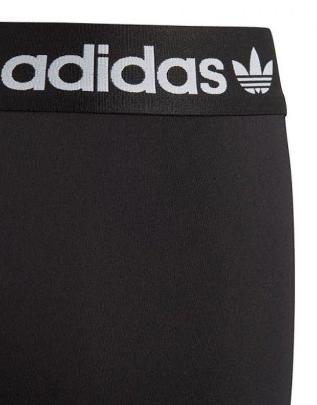 ADIDAS Originals Trefoil Logo Leggings Black - DV2875 - 3