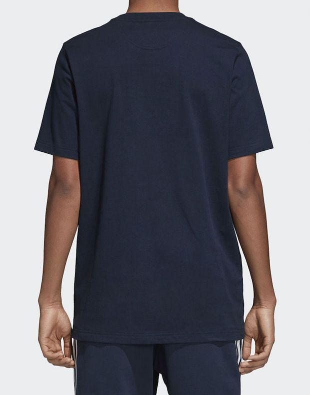 ADIDAS Outline Tee Blue - 2