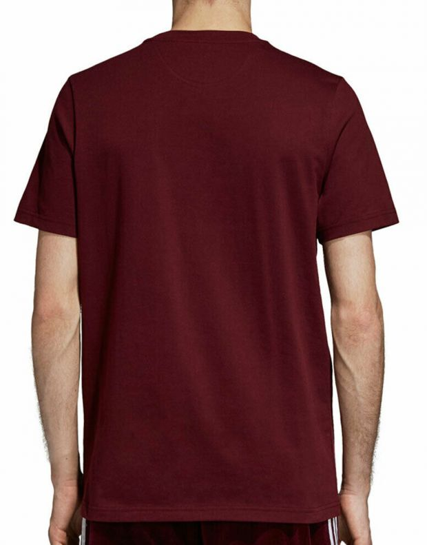 ADIDAS Outline Tee Red - DH5786 - 2