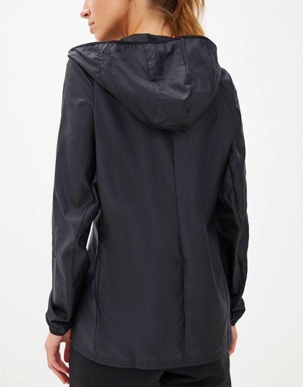 ADIDAS Own The Run Jacket Black - DZ2321 - 2