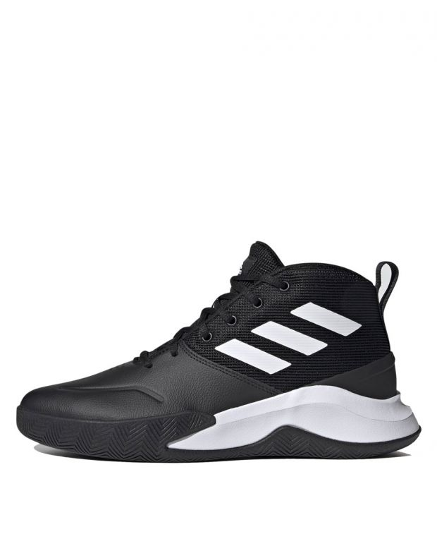 ADIDAS Own The Game Black - FY6007 - 1