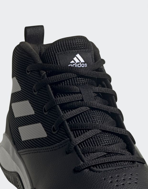 ADIDAS Own The Game Black - FY6007 - 7