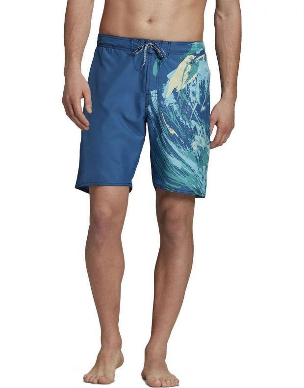 ADIDAS Parley Swim Shorts Mineral - DQ3007 - 1