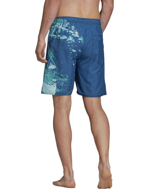 ADIDAS Parley Swim Shorts Mineral - DQ3007 - 2