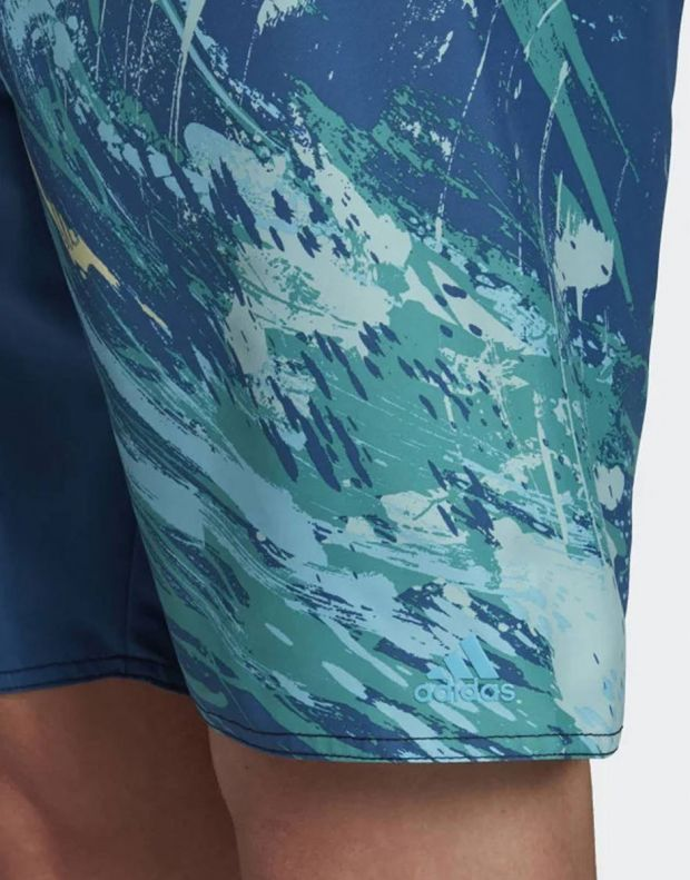 ADIDAS Parley Swim Shorts Mineral - DQ3007 - 5