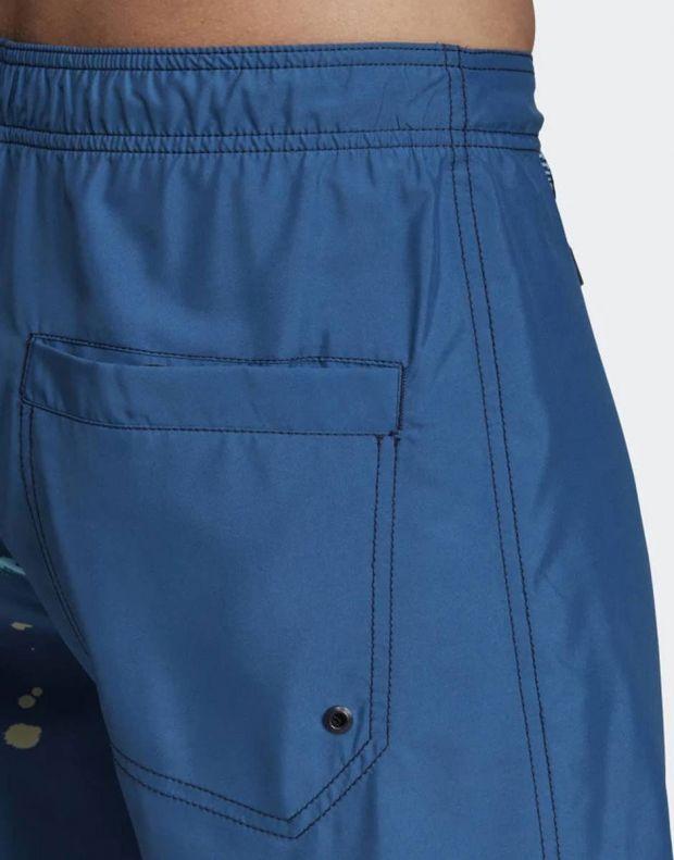 ADIDAS Parley Swim Shorts Mineral - DQ3007 - 6