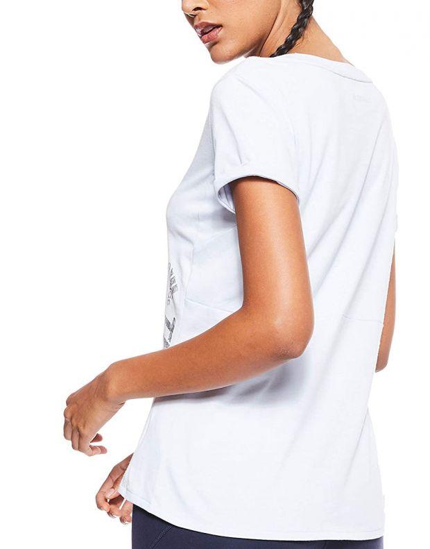 ADIDAS Polo Logo Terrex Tee White - DT4213 - 2