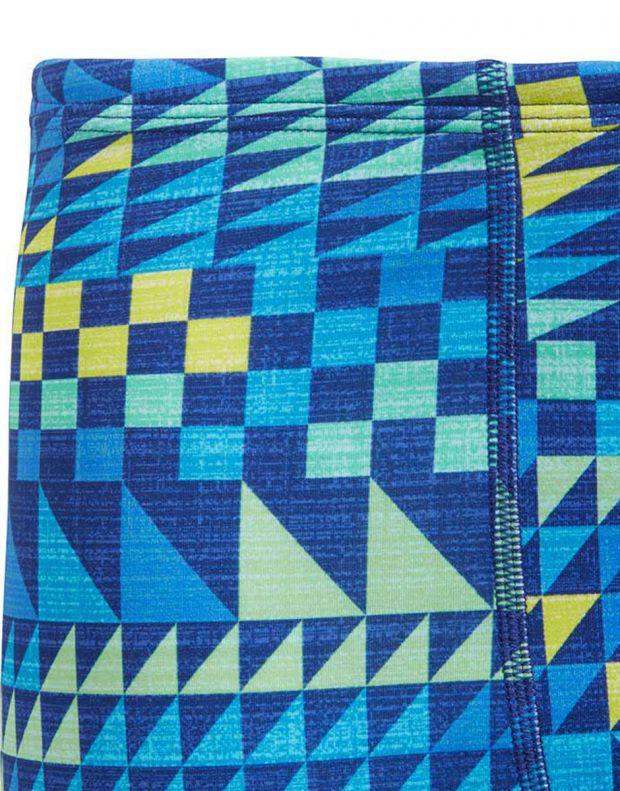 ADIDAS Print Boxer Blue - DH2154 - 2