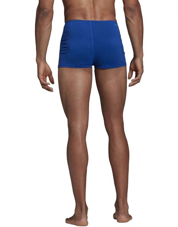 ADIDAS Pro 3-Stripes Swim Boxers Blue - DP7517 - 2