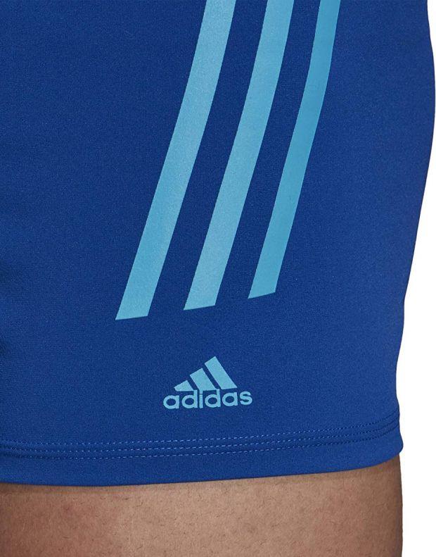 ADIDAS Pro 3-Stripes Swim Boxers Blue - DP7517 - 5