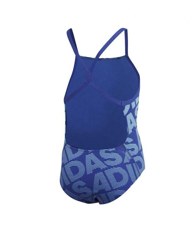 ADIDAS Pro Graphic Swim Suit Blue - DQ3278 - 2