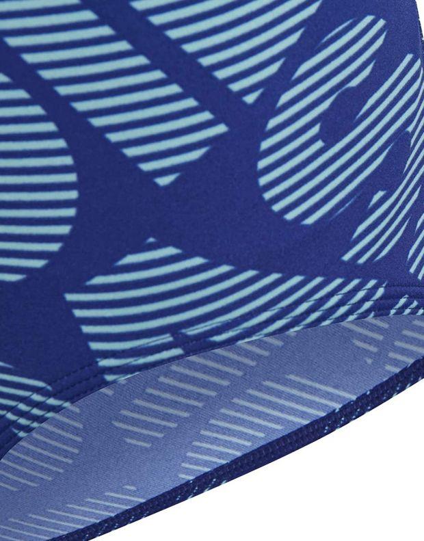 ADIDAS Pro Graphic Swim Suit Blue - DQ3278 - 3
