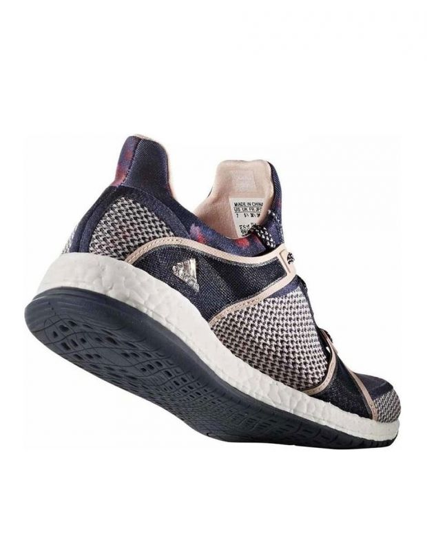 ADIDAS Pure Boost X Blue Pink - 3