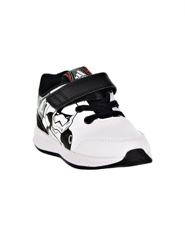 ADIDAS Rapida Run Star Wars White - 3