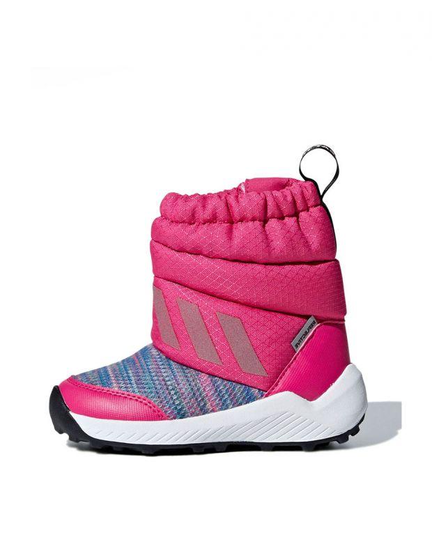 ADIDAS RapidaSnow Beat the Winter Boots Pink - AH2607 - 1